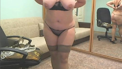 Horny russian mature Fey43