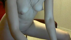Fraugerda plays with sex toy