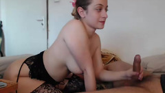 Hornykitten97: blowjob and tits fuck