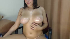 Busty brunette Yourfantasies15