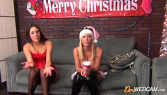 Anna Morna and Tasha Reign Celebrate Christmas With Eachother