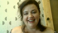 Chubby Ukrainian woman Irishka3