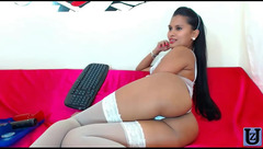 Lovely latin woman Janethot21