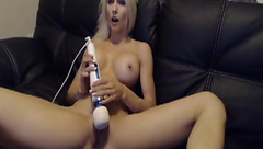 Haleyryder plays with Hitachi