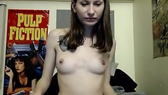 Camgirl Janedoeyed playing with their nipples