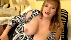 Busty mature Mzblue4you