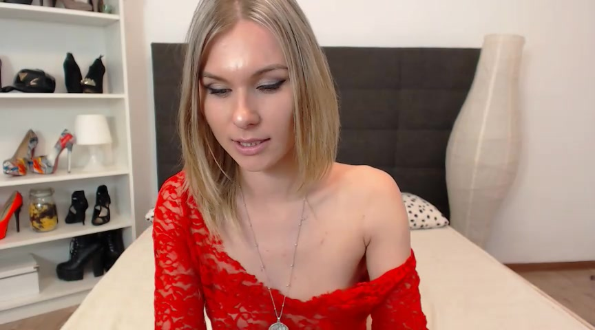 Aryanne in red top