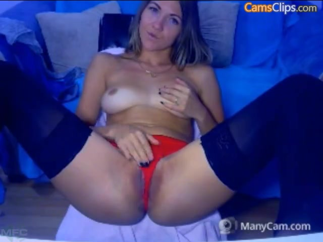 ElenaMorozova in red panties