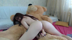 Sweety2014 banging her pussy