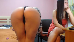 Mechta_geysha: blonde and brunette