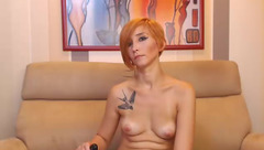 Redhead webcam model Edinnahoty