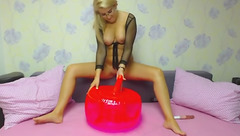 Webcam show with SexyAmandaX