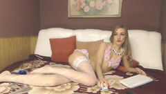 Ellyna teases in free chat