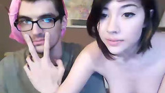 Darkhylianmaria: naked couple from adult chat