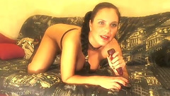 Russian webcam whore Allexa69