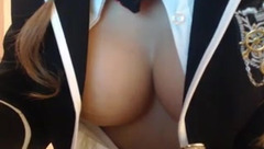 Free webcam show with TheOneBebe  201505092138