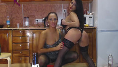 Hot lesbian couple DirtyWhores