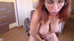 Passionate woman Dulceyjohn in sex chat