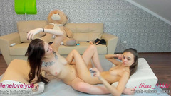 Misss_vikki naughty with her girlfriend
