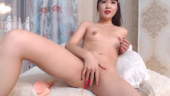 Hymelima showed her pussy and tits