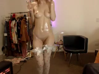 Oil show with nurse MissAlice_94