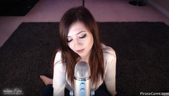 Charming cute BlazeFyre is talking with exciting and horny voice