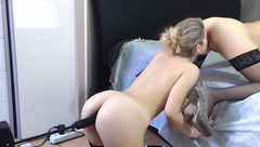 Lady_anal naughty with a friend