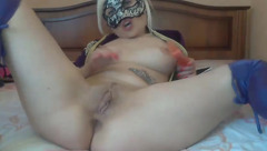 Webcam show with Tinahot